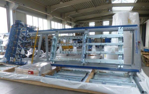 Palettennagel-Maschine