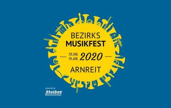 Hauptsponsor Bezirksmusikfest