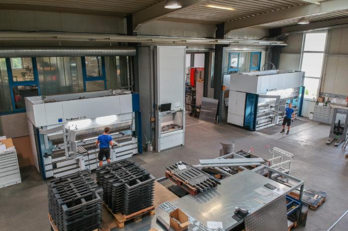 Lohnfertigung Stoiber GmbH